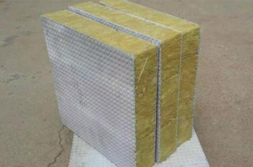 集宁岩棉复合板