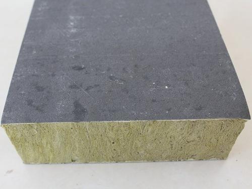 呼市水泥基岩棉复合板
